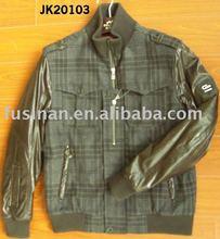 2012 men's new style wool winter jacket