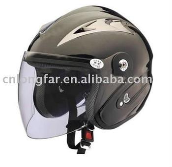 Simplicity Fashion half face motorcycle helmet