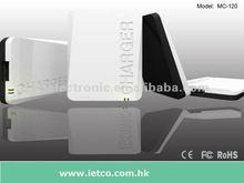 2013 new mini Universal portable power bank for Iphone ,ipad,Black berry,Sony Ericsson,Samsung,LG,Nokia,moblie phones,