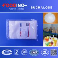 Sweetener FCC/USP Bulk Food Grade Sucralose