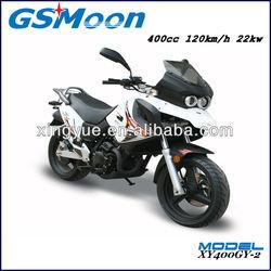400cc sport motorcycle Meet Euro III / DOT/ CDOT / EPA