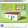 modular prefabricated house with competitive price