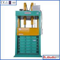 Unique Design Used Clothes Textile Press Balers/ Textile Press Compactor