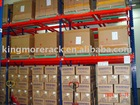 China factory best price and quality trolley Push back racking system