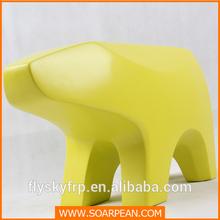 FRP wholsale children bar stool