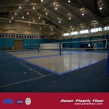 Mobile Volleyball Indoor Sports Floor