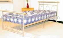 excellent look metal bed