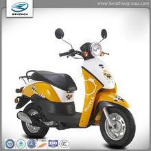 Benzhou motor EEC gas scooter
