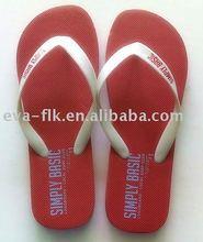 2012 beach rubber flip flop