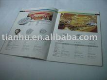 2011 promotion LED light brochure printing