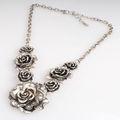 importazione della cina gioielli collana fiore hawaiano