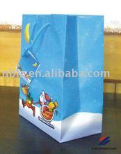 2012 newly delicte design christmas gift bag