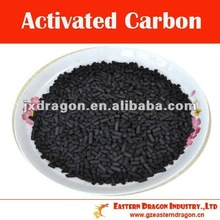 Superfine Coal bulk based activated carbon for depthpurification