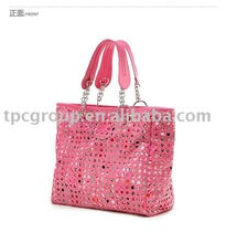 mature lady bag , women bag,punk bag , freeshiipping dlite bag elle bag , hot fashion 2011 new design ,western handbags