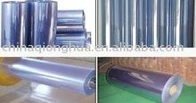 Blister packing rigid transparent pvc film in rolls
