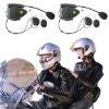Ms jasmine /motorcycle FM headset/intercom helmet headset/bluetooth helmet headse