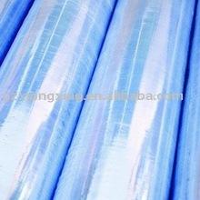 2012 soft transparent pvc film for glass protection