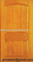 2013 new design french wooden door