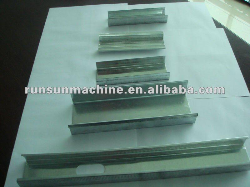 Sheet Metal Stand Standing Seam Sheet Metal