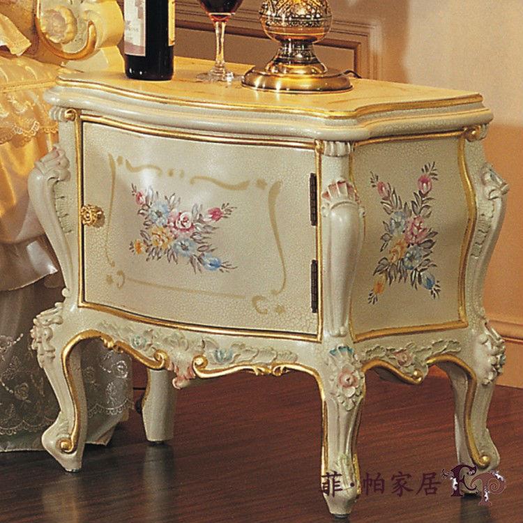 Franc s muebles de dormitorio de estilo cl sico antiguo - Muebles de dormitorio antiguos ...