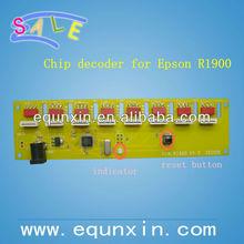newest version chip decoder for epson r1900, for epson r1900 chip decoder