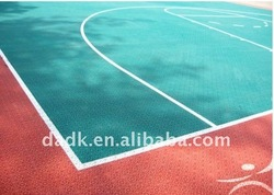 indoor/outdoor basketball flooring
