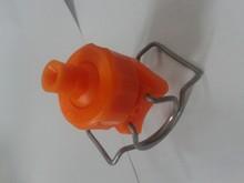 2001JKK-PP series clip-on flat fan spray nozzle (adjustable ball)
