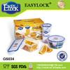 Easylock 3pcs Plastic Picnic Set for children