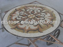 Medallions Water jet Marble,Natural Stone Medallion