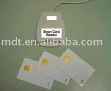 pvc blank smart card