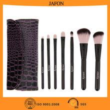 Synthetic 7pcs emily makeup brush