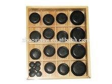 supply hight quality heated massage stones