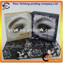 2012 newly custom eye shadow packaging