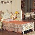 Italiano francés de muebles antiguos- mueblesdeldormitorio- muebles antiguos de la reproducción de la cama