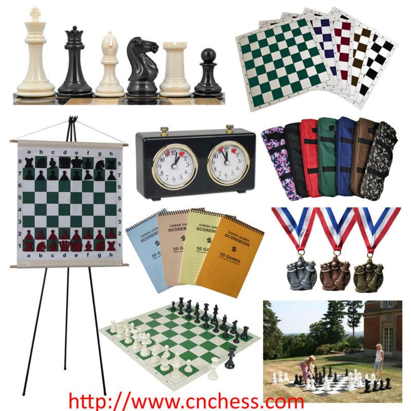 Piezas de ajedrez bolsas de ajedrez ajedrez relojes for Ajedrez gigante jardin