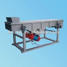 2012 the hot selling high frequency vibrating screen