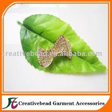 wholesale fashion small rhinestone brooch/wedding crystal rhinestone brooch