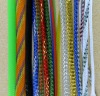 Multi-colored PET Expandable Braided Sleeving/Cable Sleeve