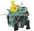 Ricardo dois cilindros nome de peças de motor diesel