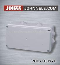 Plastic Waterproof Eectrical enclosures box 200x100x70