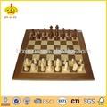 خشب الجوز مطعمة الشطرنجمريحة قطع الشطرنج الشطرنج مجموعات