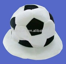 World cup fans soccer hats