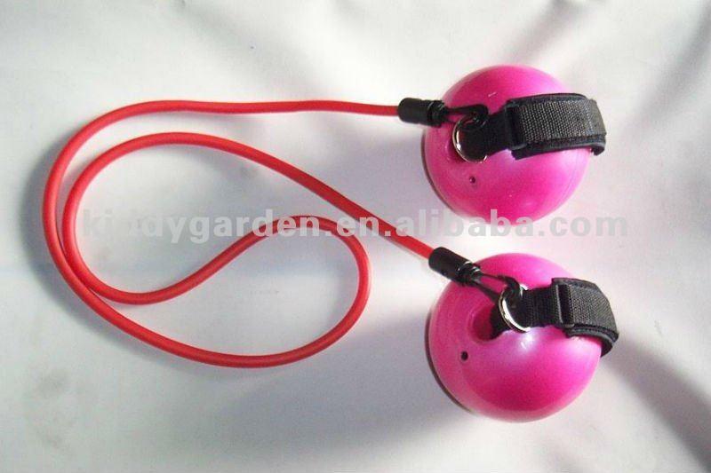stretch bounce ball