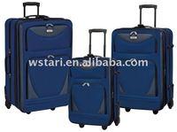 1680D denier Sports Duffel Holdall Cabin Flight case, 3 pcs Carry On Travel Trolley Hand Luggage bag maleta koffer suitcase set