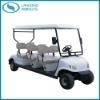 Electric Club Car golf car