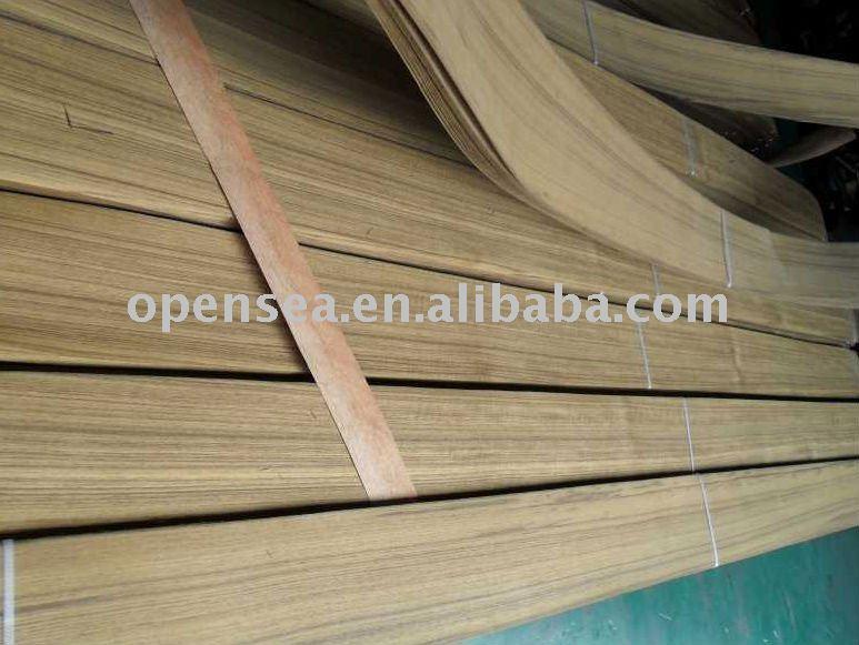 Natural Wood Burma teak veneer
