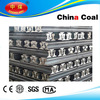 GB11264-89 Light Rail 22kg/m /steel rail track