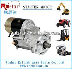 ISUZU Starter motor 5-81100-013-1 8970298630 8970298631