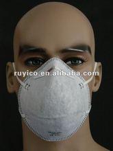Disposable Active Carbon without valve dust mask