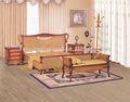 Grande Antique mobília do quarto Set ( 8851 )